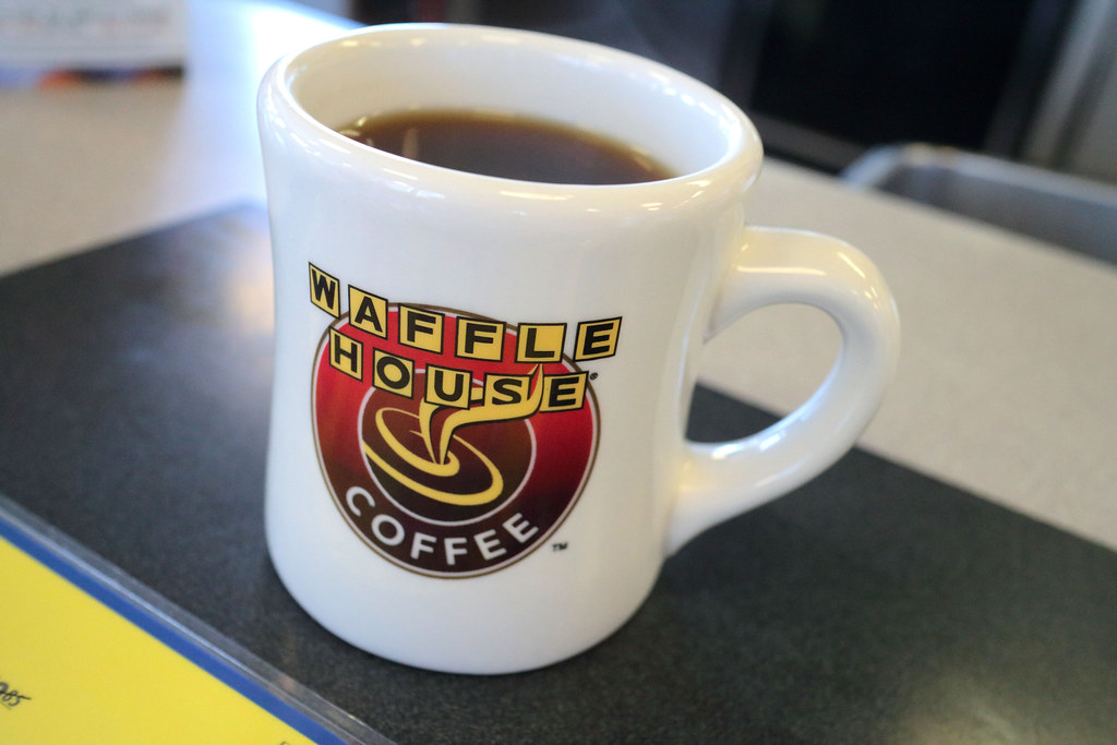Coffee at the Waffle House