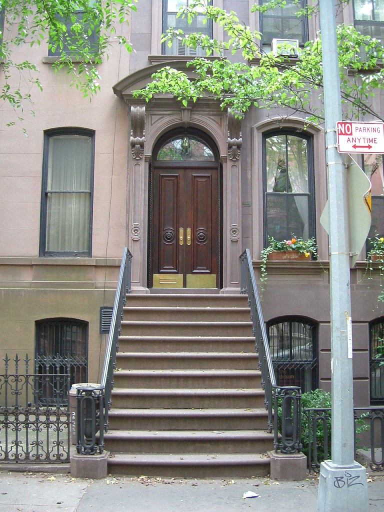 Carrie Bradshaw's House From Sex And The City