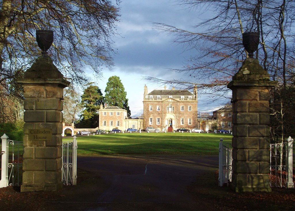 Culloden House Inverness Scotland