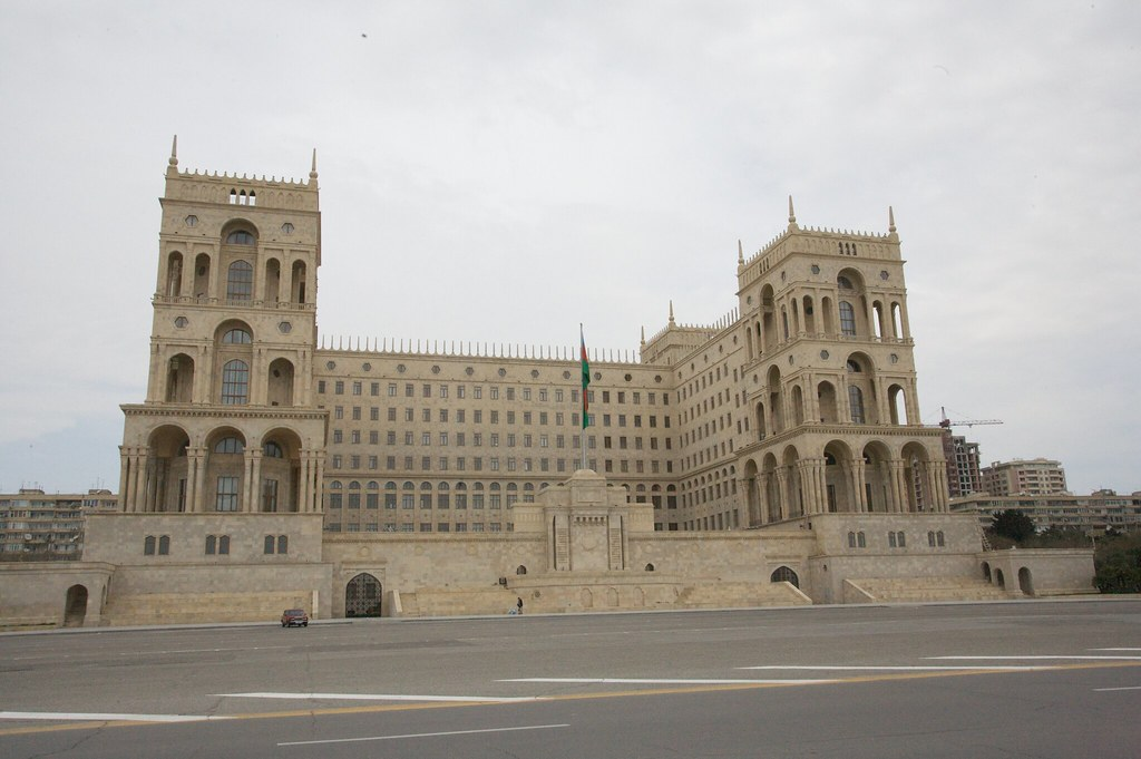 Government House, Baku