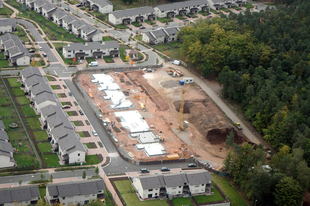 USACE managed construction of military family housing on Ramstein