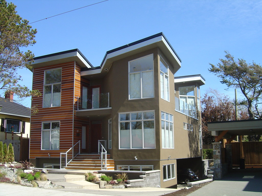 Modern House in Victoria, BC