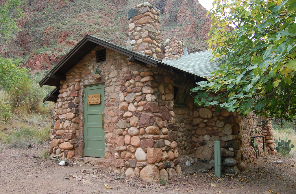 Grand Canyon: Phantom Ranch - Shower House 0230